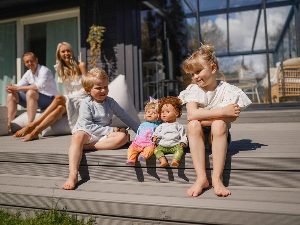 Metti and Miklu summer cottage